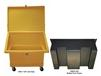 INDOOR/OUTDOOR LOCKABLE STORAGE BINS